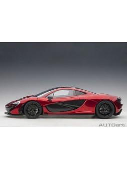 BAC Mono 2011 1/18 AUTOart red
