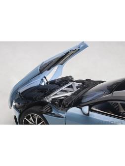 Lamborghini Miura Jota with air intakes 1:18 Looksmart