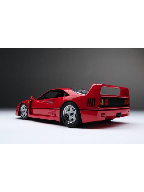 Ferrari F40 1:18 Amalgam Amalgam - 1