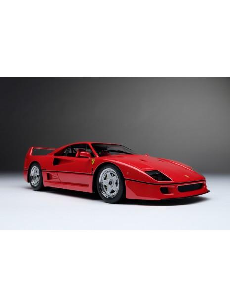 Ferrari F40 1:18 Amalgam Amalgam - 2
