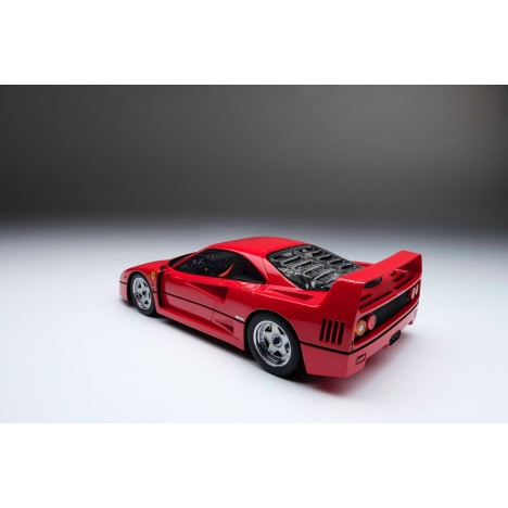 Lamborghini Aventador Liberty Walk LB-Works 1/18 AUTOart red