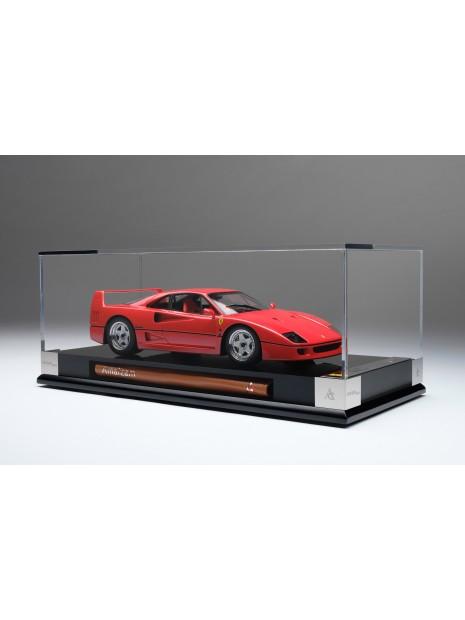 Ferrari F40 1:18 Amalgam Amalgam - 4
