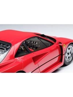 Lamborghini Aventador Liberty Walk LB-Works 1/18 AUTOart red