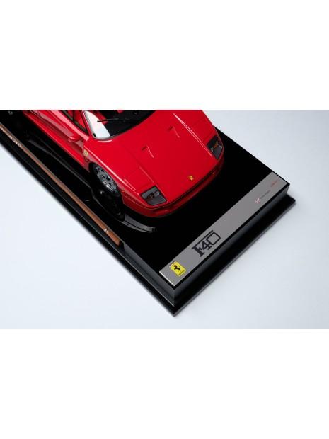 Ferrari F40 1:18 Amalgam Amalgam - 8