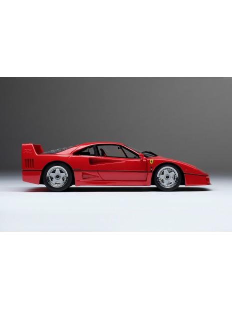 Ferrari F40 1:18 Amalgam Amalgam - 12