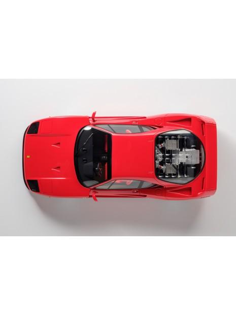 Ferrari F40 1:18 Amalgam Amalgam - 14