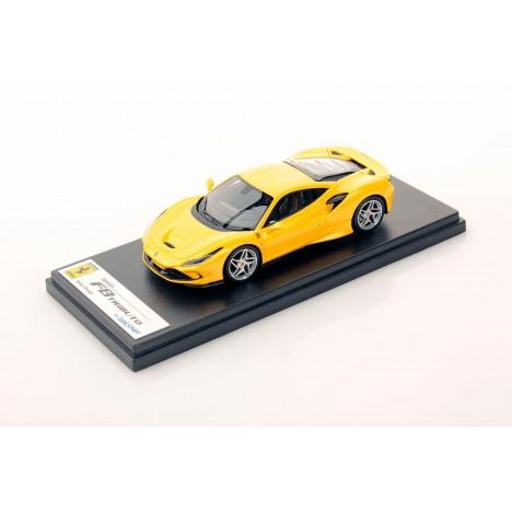 Ferrari F8 Tributo (Giallo Tristrato) 1/43 Looksmart Looksmart - 1