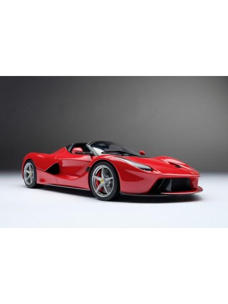 Ferrari LaFerrari Aperta 1:18 Amalgam Amalgam - 2