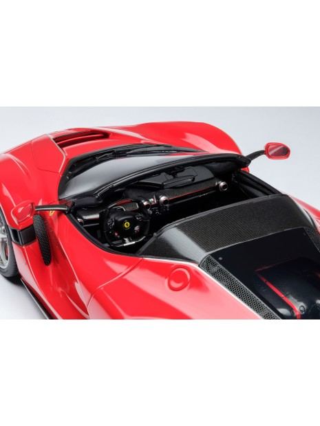 Ferrari LaFerrari Aperta 1:18 Amalgam Amalgam - 6