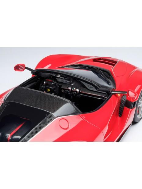 Ferrari LaFerrari Aperta 1:18 Amalgam Amalgam - 7