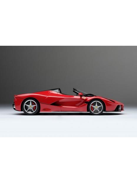 Ferrari LaFerrari Aperta 1:18 Amalgam Amalgam - 12