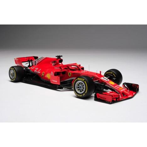 Formula 1 Ferrari SF71H - Sebastian Vettel - 1/18 Amalgam Amalgam - 2