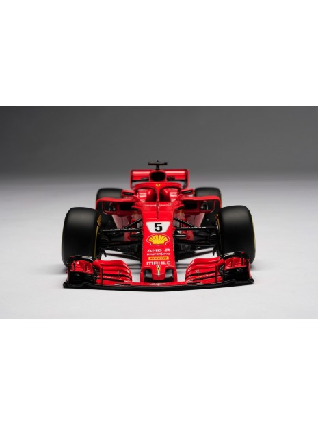 Formula 1 Ferrari SF71H - Sebastian Vettel - 1/18 Amalgam Amalgam - 3