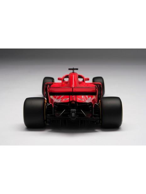 Formula 1 Ferrari SF71H - Sebastian Vettel - 1/18 Amalgam Amalgam - 4
