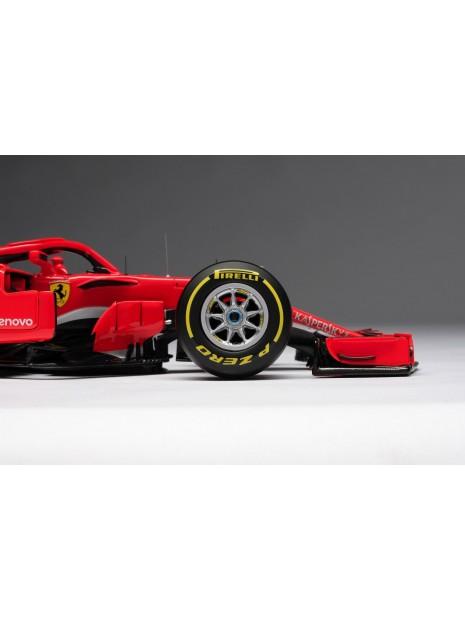 Formula 1 Ferrari SF71H - Sebastian Vettel - 1/18 Amalgam Amalgam - 7