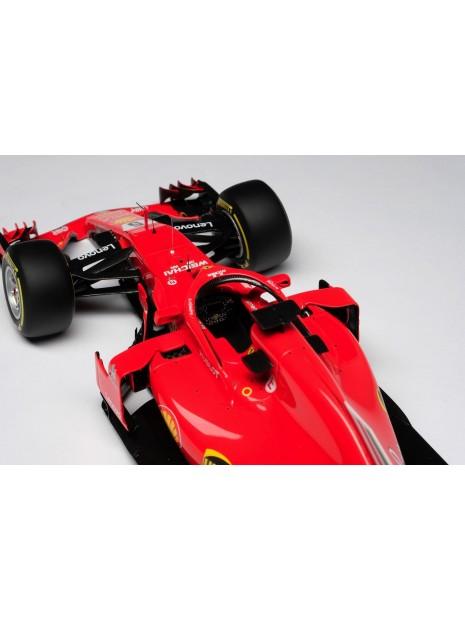 Formula 1 Ferrari SF71H - Sebastian Vettel - 1/18 Amalgam Amalgam - 9