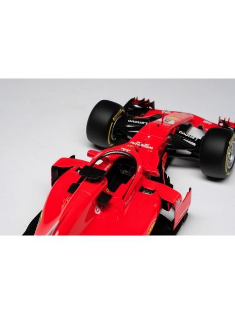 Formula 1 Ferrari SF71H - Sebastian Vettel - 1/18 Amalgam Amalgam - 10