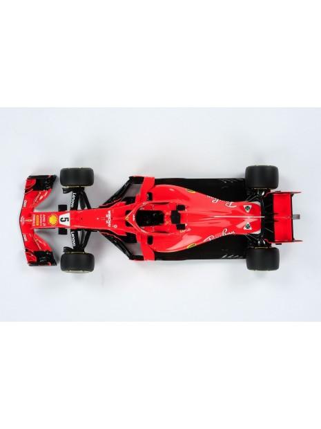 Formula 1 Ferrari SF71H - Sebastian Vettel - 1/18 Amalgam Amalgam - 11