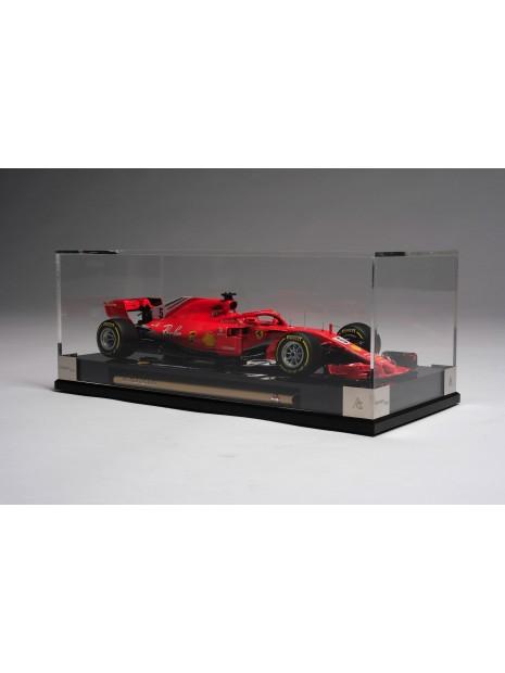 Formula 1 Ferrari SF71H - Sebastian Vettel - 1/18 Amalgam Amalgam - 13