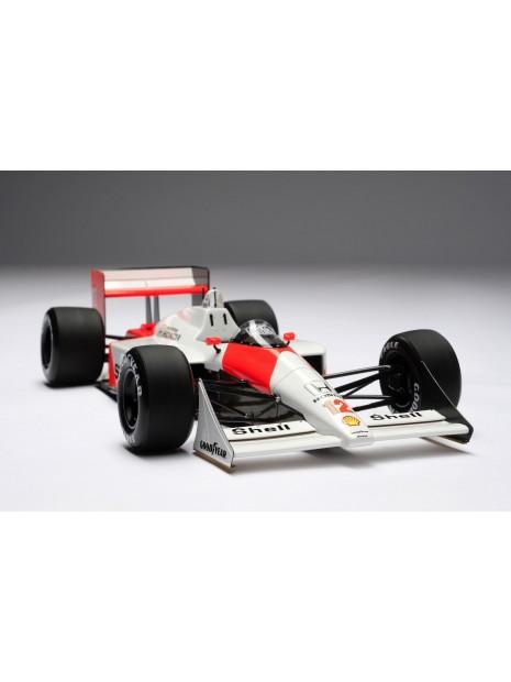 Formule 1 McLaren MP4/4 - GP du Japon 1988 - 1/18 Amalgam Amalgam - 1