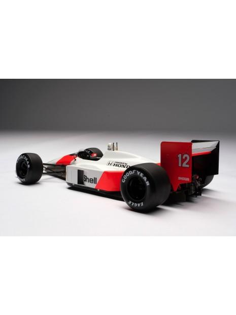 Formule 1 McLaren MP4/4 - GP du Japon 1988 - 1/18 Amalgam Amalgam - 2