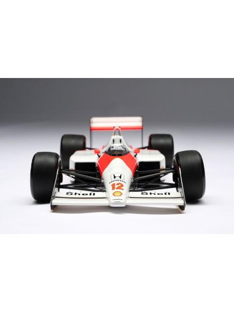 Formule 1 McLaren MP4/4 - GP du Japon 1988 - 1/18 Amalgam Amalgam - 3
