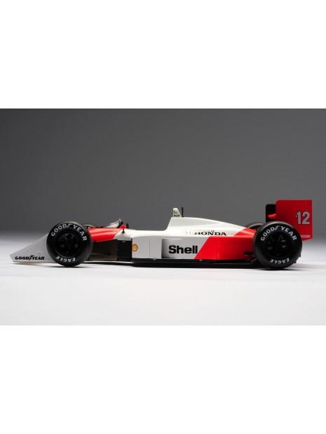 Formule 1 McLaren MP4/4 - GP du Japon 1988 - 1/18 Amalgam Amalgam - 5