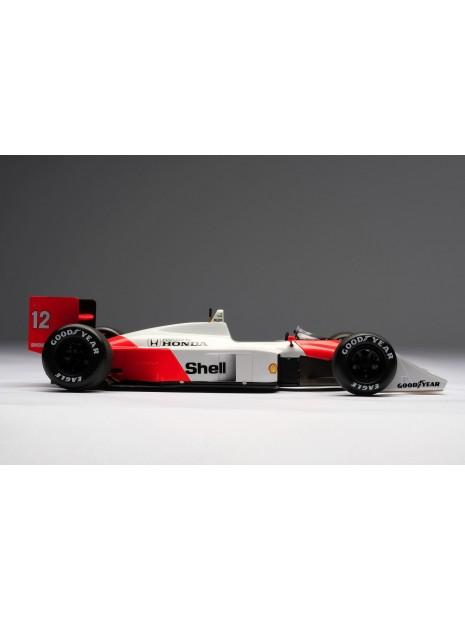 Formula 1 McLaren MP4/4 - GP Japan 1988 - 1/18 Amalgam Amalgam - 6