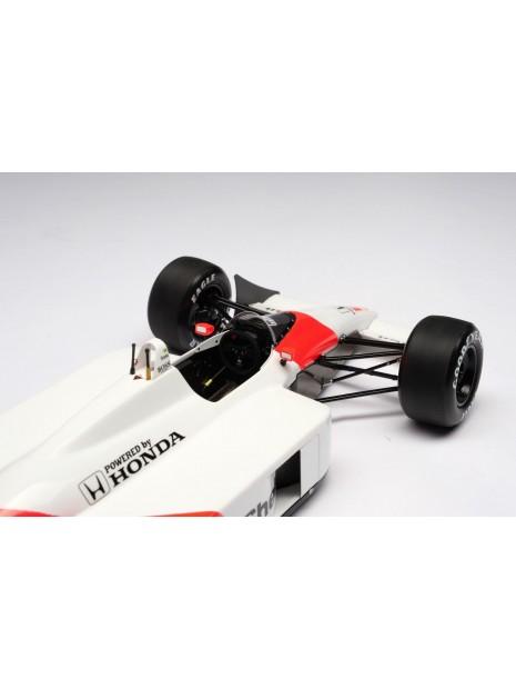 Formula 1 McLaren MP4/4 - GP Japan 1988 - 1/18 Amalgam Amalgam - 8