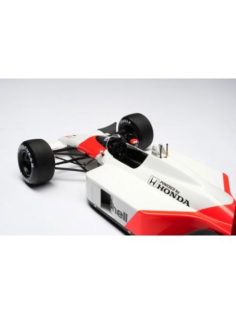 Formula 1 McLaren MP4/4 - GP Japan 1988 - 1/18 Amalgam Amalgam - 9