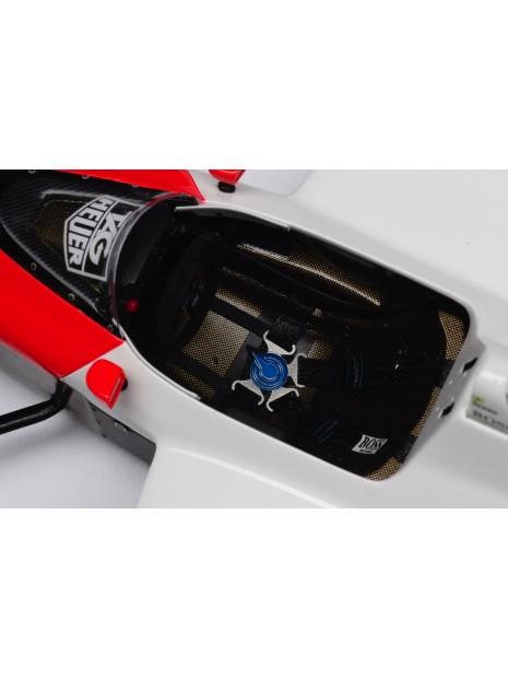 Formula 1 McLaren MP4/4 - GP Japan 1988 - 1/18 Amalgam Amalgam - 11