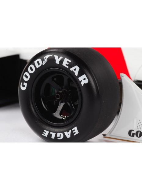 Formula 1 McLaren MP4/4 - GP Japan 1988 - 1/18 Amalgam Amalgam - 12