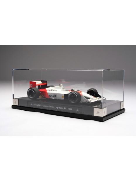 Formule 1 McLaren MP4/4 - GP du Japon 1988 - 1/18 Amalgam Amalgam - 16