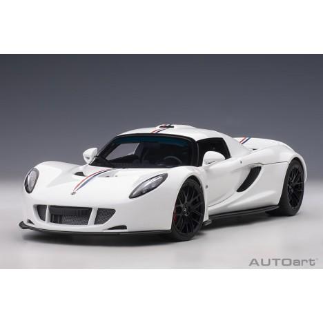 "Hennessey Venom GT Spyder ""World Fastest Edition"" 1/18 AUTOart AUTOart - 1"