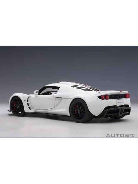 "Hennessey Venom GT Spyder ""World Fastest Edition"" 1/18 AUTOart AUTOart - 4"