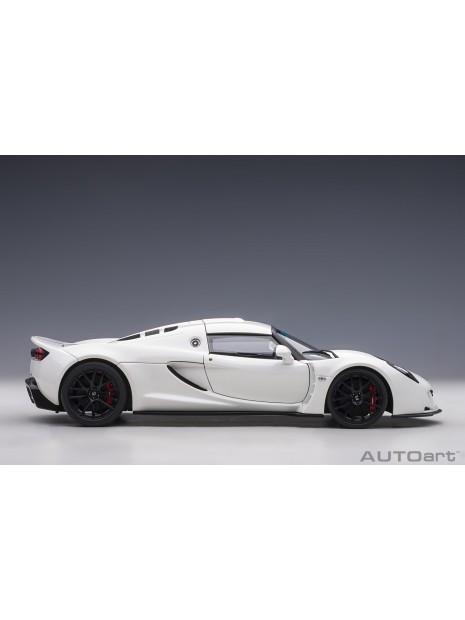 "Hennessey Venom GT Spyder ""World Fastest Edition"" 1/18 AUTOart AUTOart - 6"