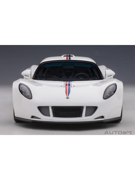 "Hennessey Venom GT Spyder ""World Fastest Edition"" 1/18 AUTOart AUTOart - 7"
