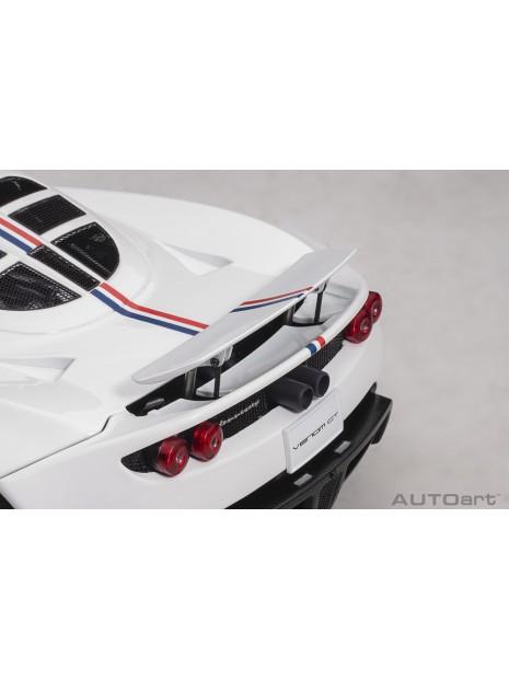 "Hennessey Venom GT Spyder ""World Fastest Edition"" 1/18 AUTOart AUTOart - 12"