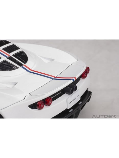 "Hennessey Venom GT Spyder ""World Fastest Edition"" 1/18 AUTOart AUTOart - 13"