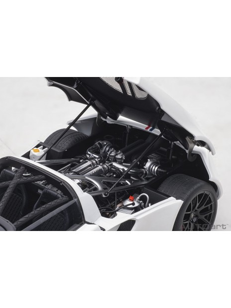 "Hennessey Venom GT Spyder ""World Fastest Edition"" 1/18 AUTOart AUTOart - 14"