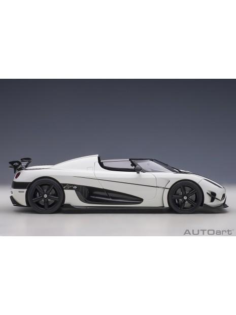 Koenigsegg Agera RS (White) 1/18 AUTOart AUTOart - 10