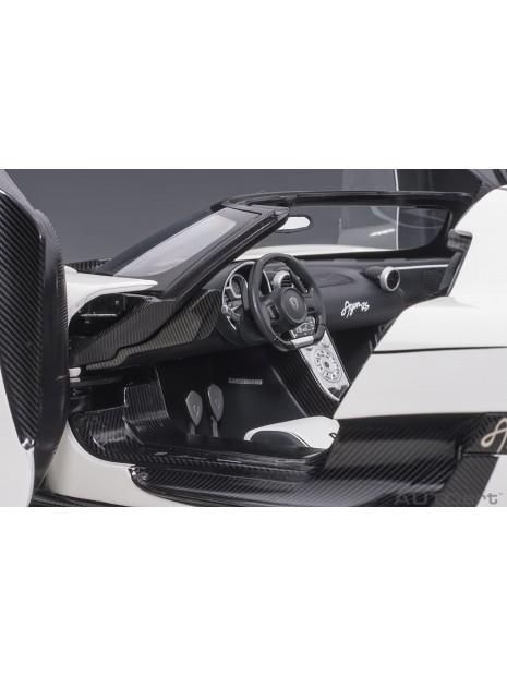 Koenigsegg Agera RS (White) 1/18 AUTOart AUTOart - 14