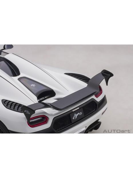 Koenigsegg Agera RS (White) 1/18 AUTOart AUTOart - 17