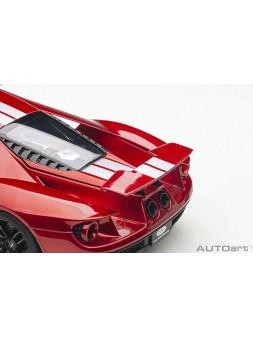 Chevrolet Corvette C7 Grand Sport 1/18 gris AUTOart