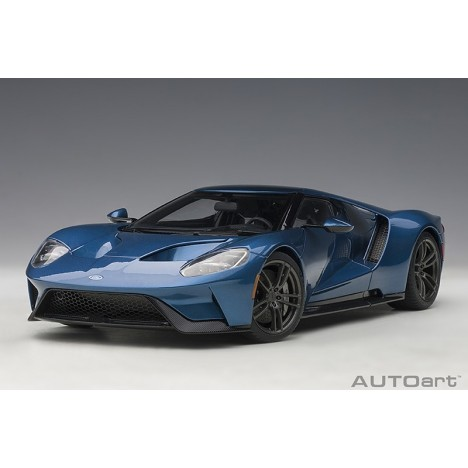 Ford GT 2017 1/18 AUTOart AUTOart - 36