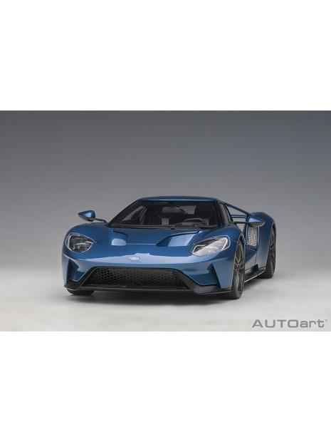 Ford GT 2017 1/18 AUTOart AUTOart - 38