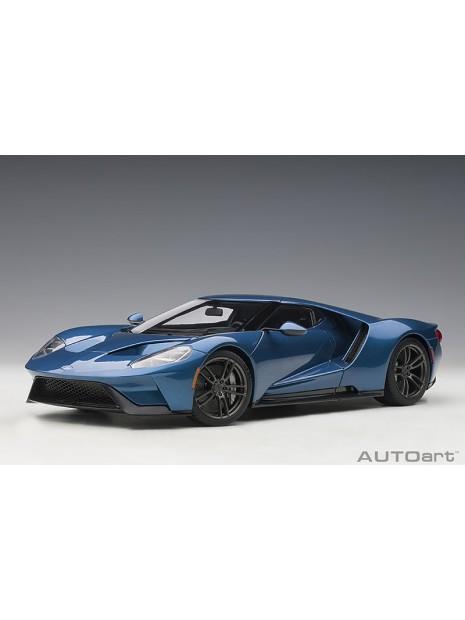 Ford GT 2017 1/18 AUTOart AUTOart - 40
