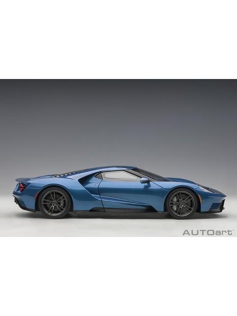 Ford GT 2017 1/18 AUTOart AUTOart - 43