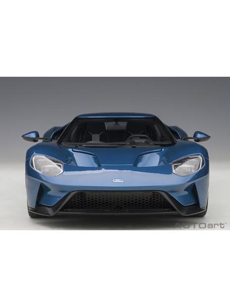 Ford GT 2017 1/18 AUTOart AUTOart - 44