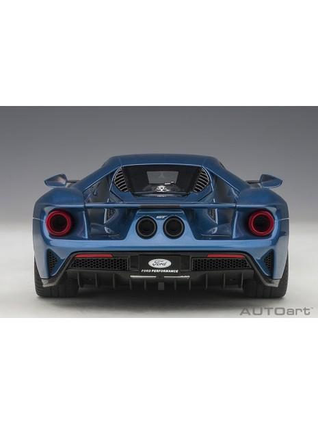 Ford GT 2017 1/18 AUTOart AUTOart - 45